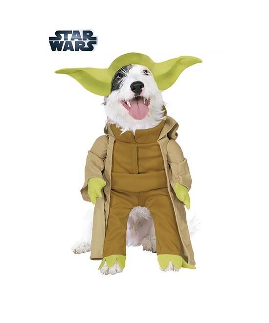 Disfraz Yoda DLX Mascota