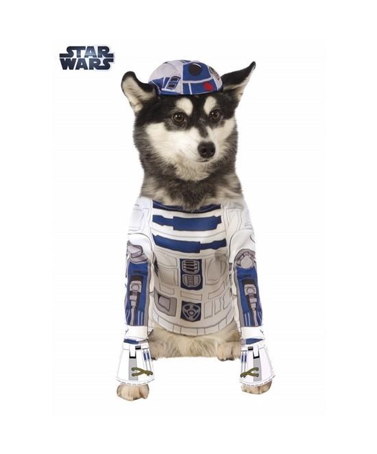 Disfraz R2-D2 Mascota