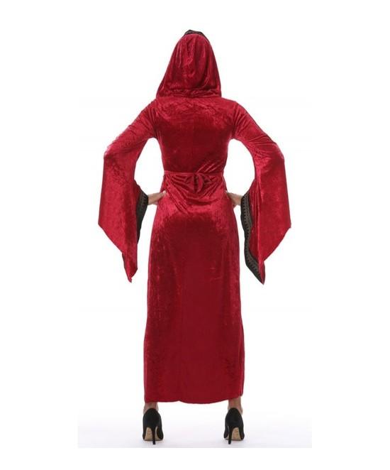 Disfraz Bruja Beherit de las tinieblas
