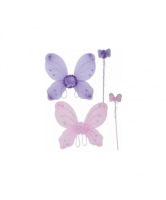 Conjunto Mariposa 47 cm