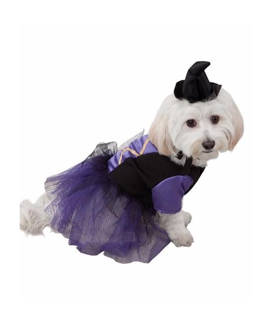 Disfraz Brujita para perro