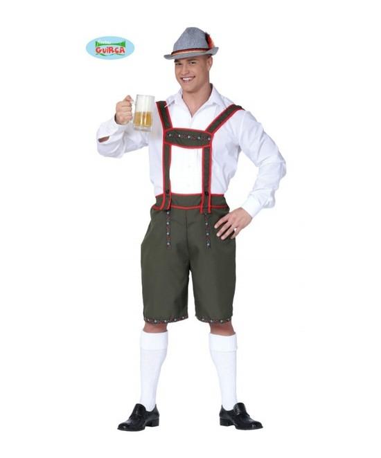 Disfraz Tirolés para hombre