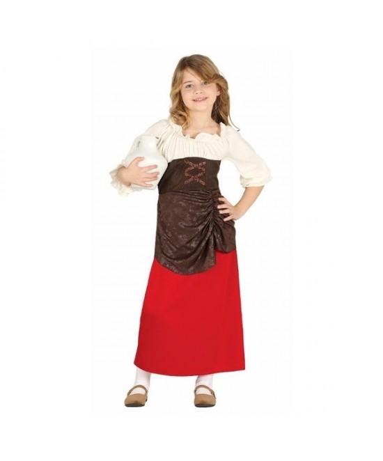 Disfraz Posadera para niña