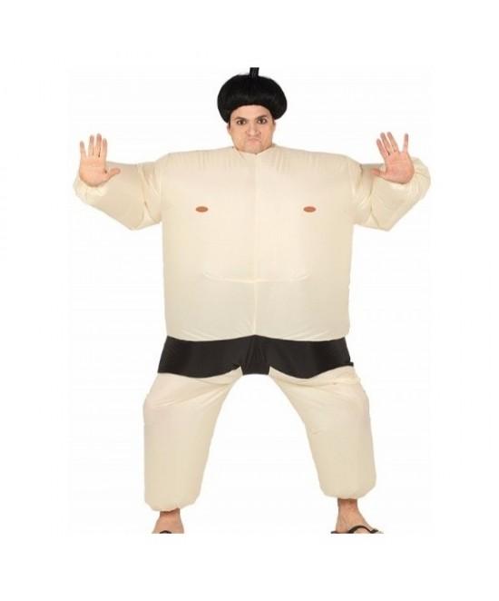 Disfraz Sumo Hinchable adulto