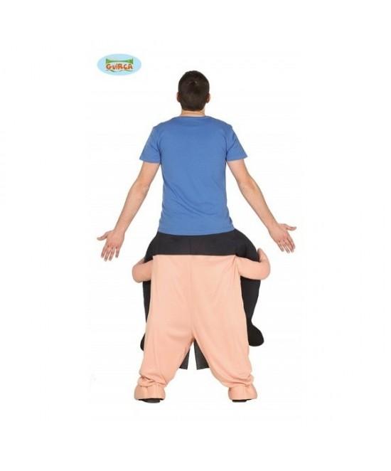 Disfraz Carry Me Sumo adulto