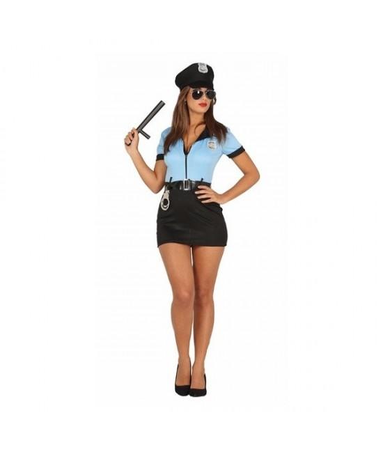Disfraz Policía sexy  para chica