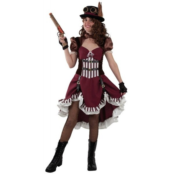 Disfraz Steam Punk Mujer