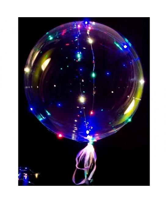 Globo Burbuja transparente 45 cm